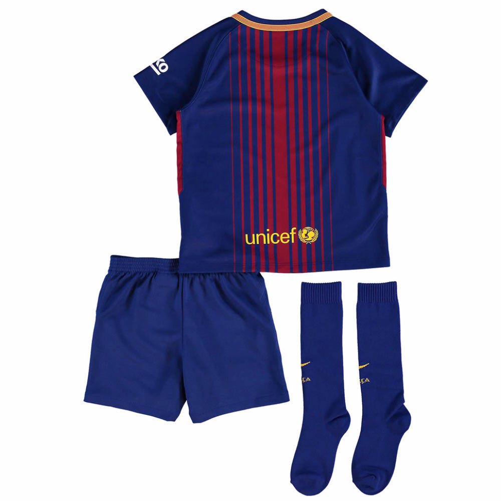 promo code c9cc0 7a46d Lionel Messi 10 Ropa UKSoccershop 2018-2019 Barcelona Third ...