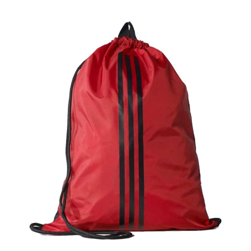 93fbf85b09 2017-2018 AC Milan Adidas Gym Bag (Black)  BR7078  - Uksoccershop
