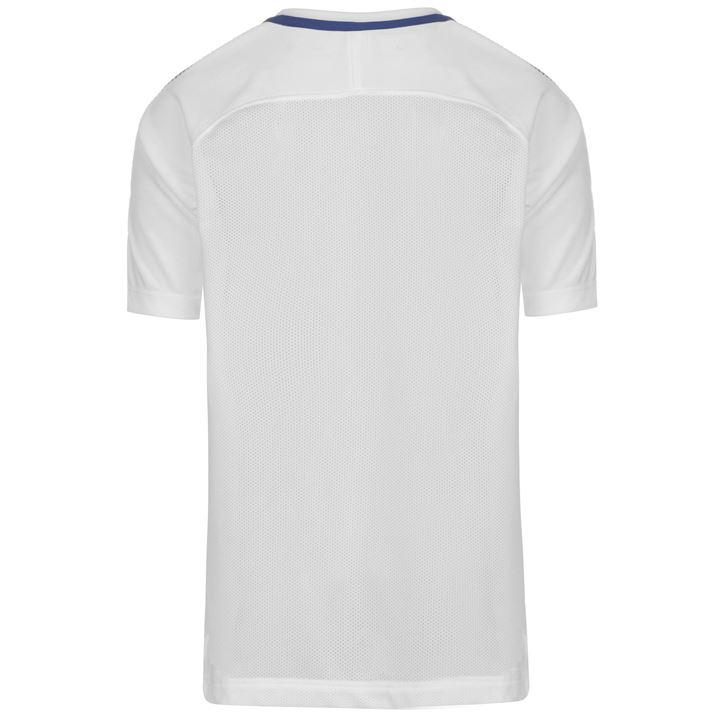 f509592a956a 2017-2018 Chelsea Nike Training Shirt (White) - Kids  905386-102  -  Uksoccershop