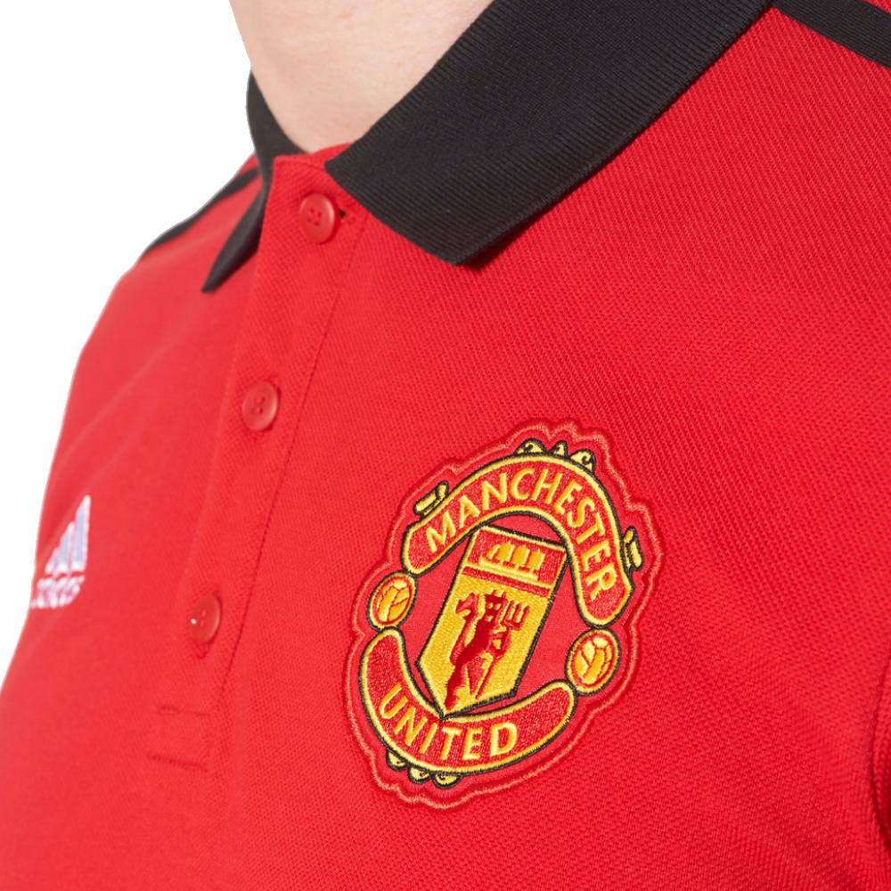 new product 37f86 5f44d Manchester United Polo T Shirt Online India | Top Mode Depot