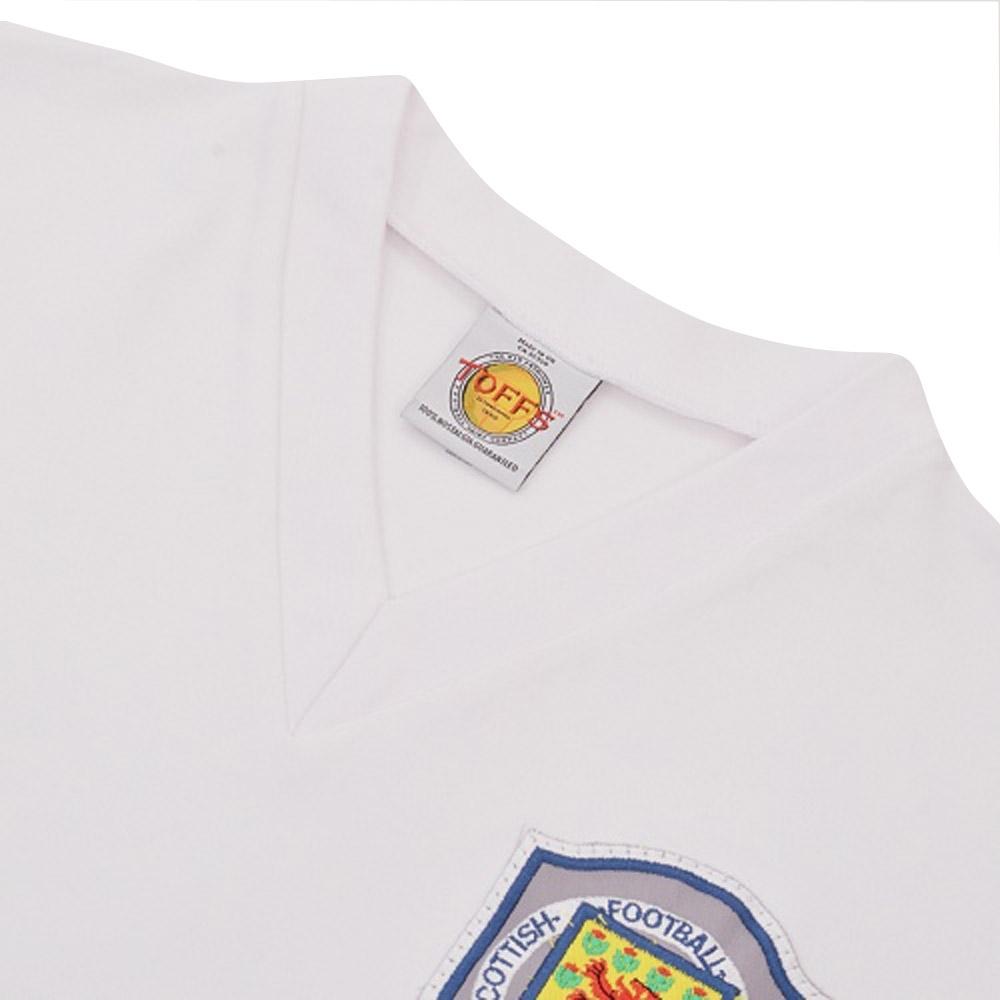 Retro Scottish Football T Shirts Bcd Tofu House