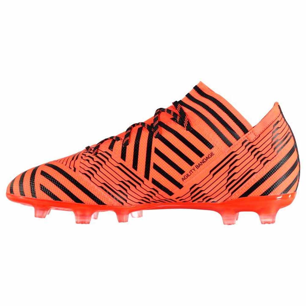 179009cff147 Adidas Nemeziz 17.2 FG Mens Football Boots (Orange-Black)    - Uksoccershop