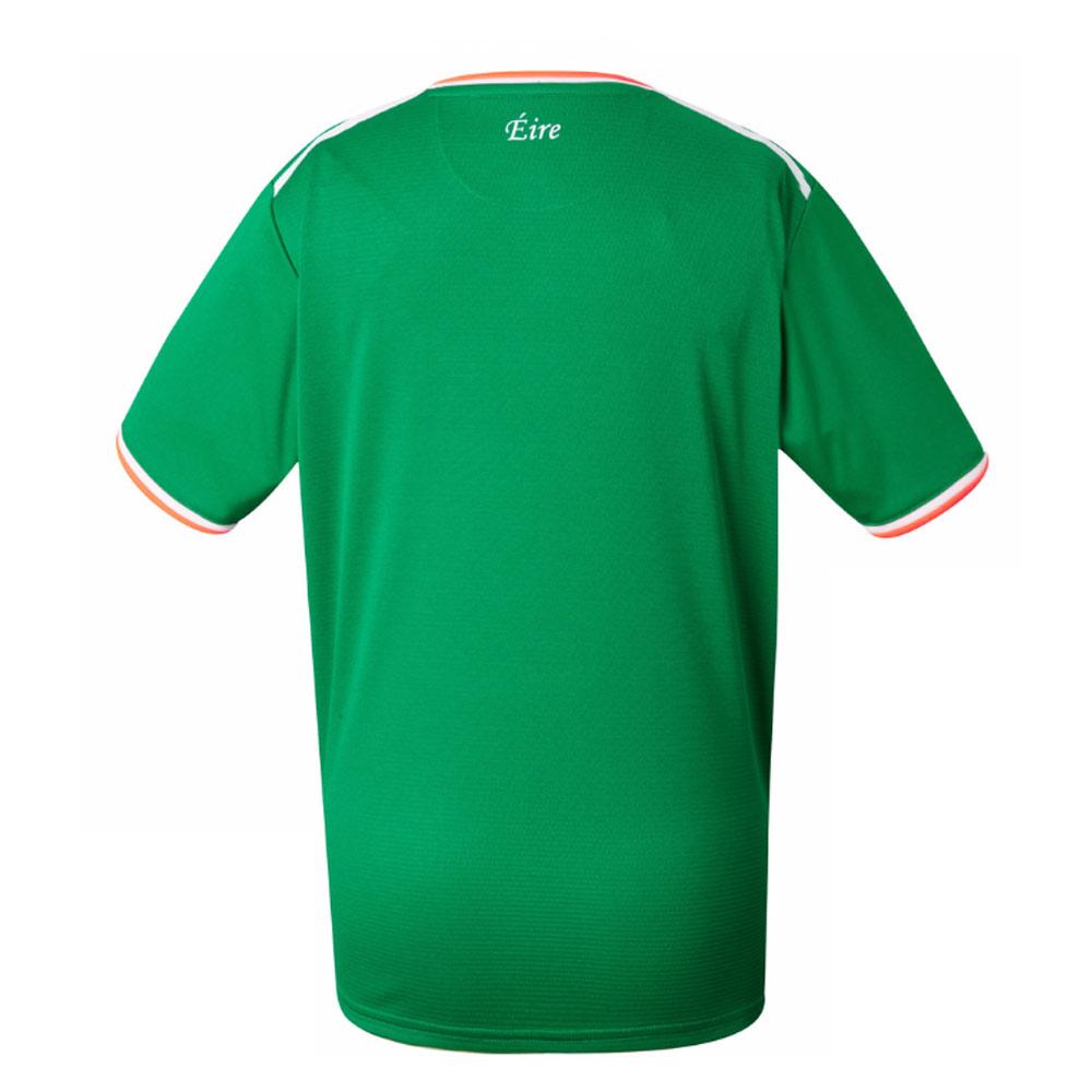 2017-2018 Ireland Home New Balance Football Shirt (Kids)    - Uksoccershop b54d53d7f