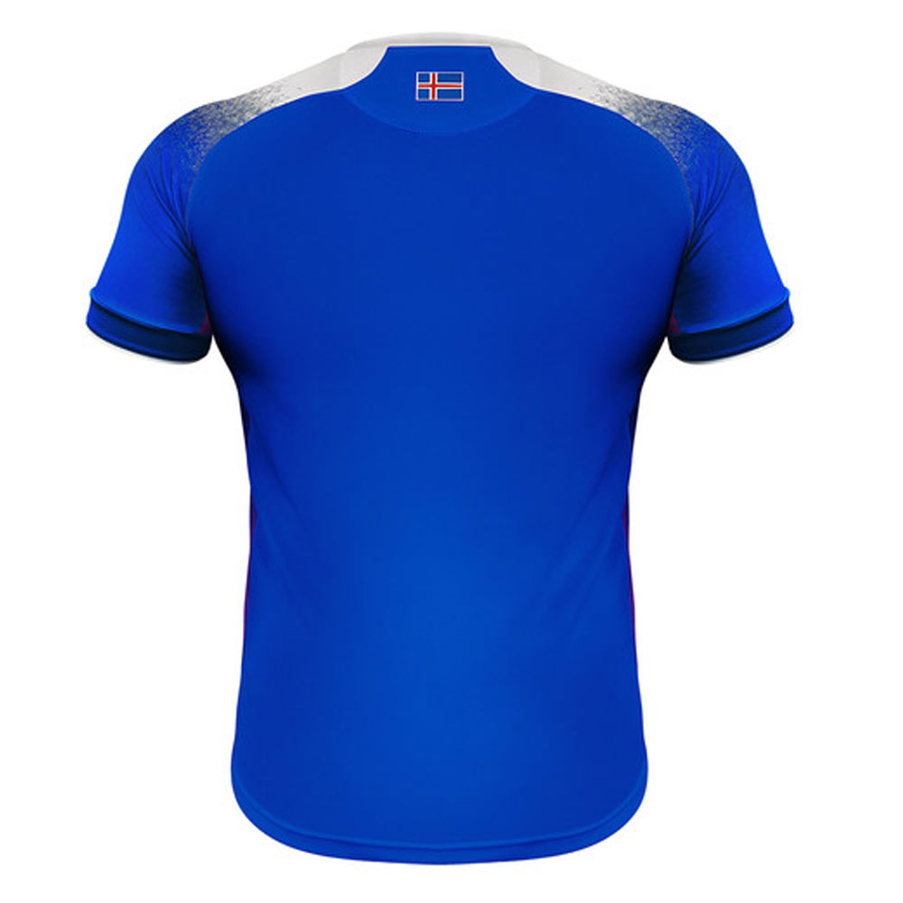 2018-2019 Iceland Home Errea Football Shirt (Kids)  SMKI7C04410IN  -  Uksoccershop e259f5ac3