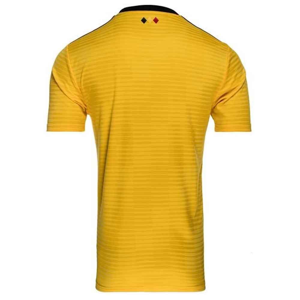 dc6600c1a61 2018-2019 Belgium Away Adidas Football Shirt  BQ4536  - Uksoccershop