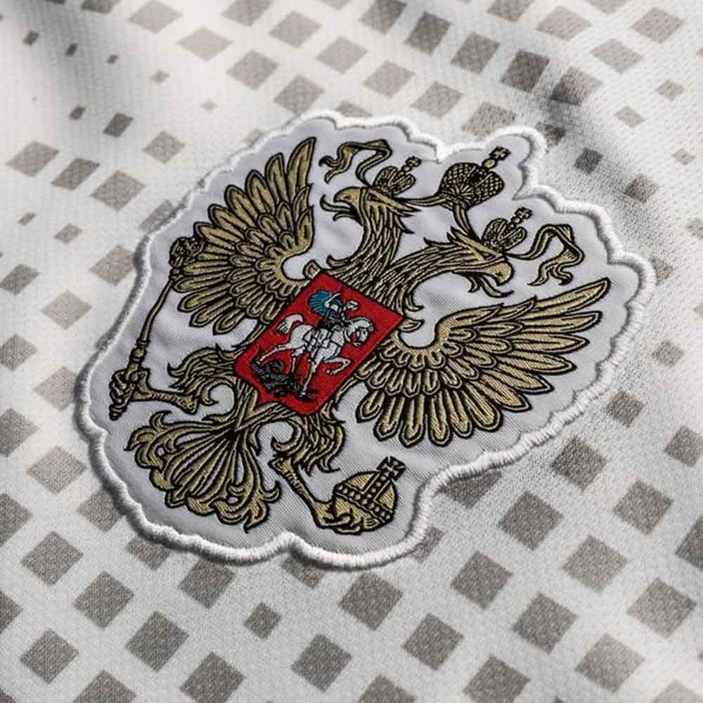 b09b3ab50b5 2018-2019 Russia Away Adidas Football Shirt  BR9067  - Uksoccershop