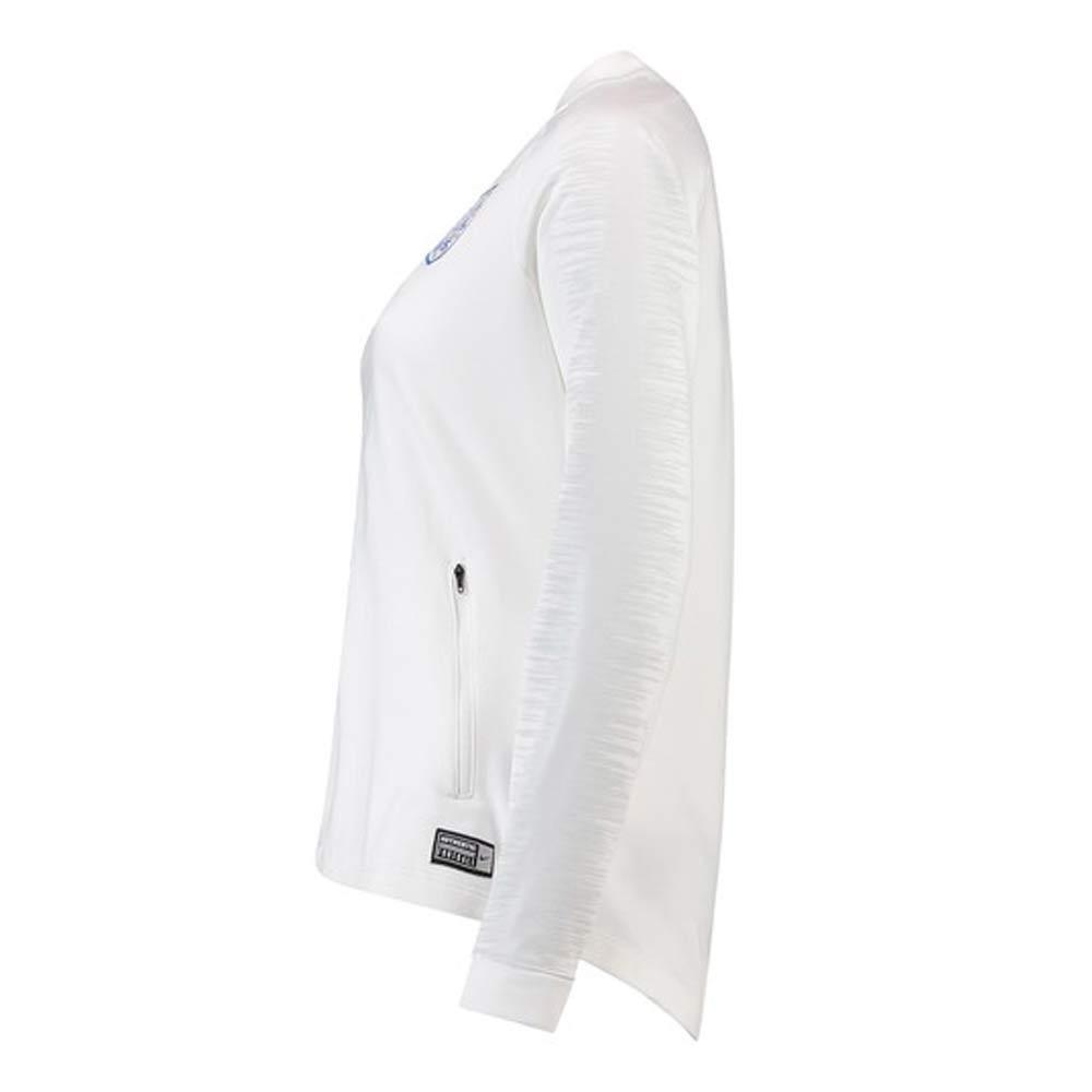 62aea1b3d3f6 2018-2019 England Nike Anthem Jacket (White) - Womens  893917-101  -  Uksoccershop