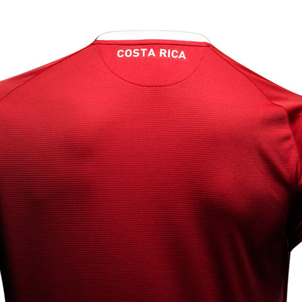 2018-2019 Costa Rica Home Shirt  MT830319  - Uksoccershop 7f12713e0
