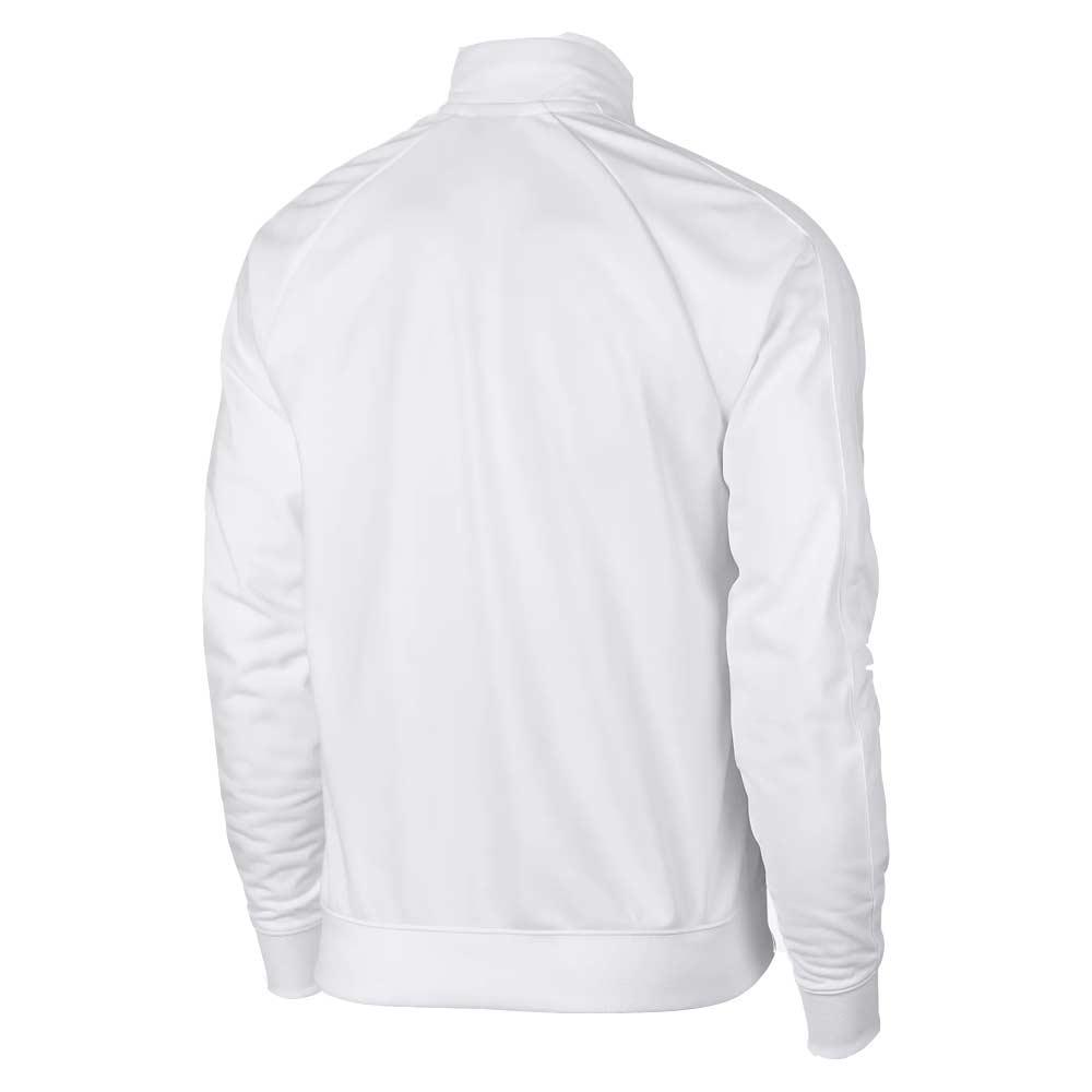 d5778871bc 2018-2019 England Nike Sportswear Mens Jacket (White)  891588-100  -  Uksoccershop