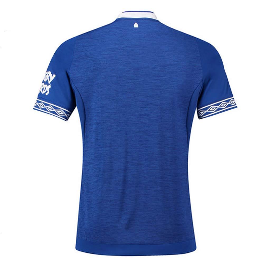 2018-2019 Everton Umbro Home Football Shirt  78782U  - Uksoccershop e90a406cc