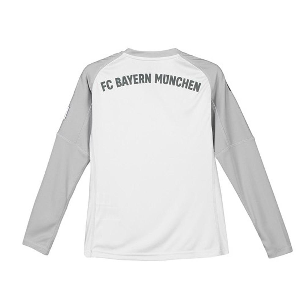 1b703922a 2018-2019 Bayern Munich Home Adidas Goalkeeper Shirt (Kids)  DQ0705  -  Uksoccershop