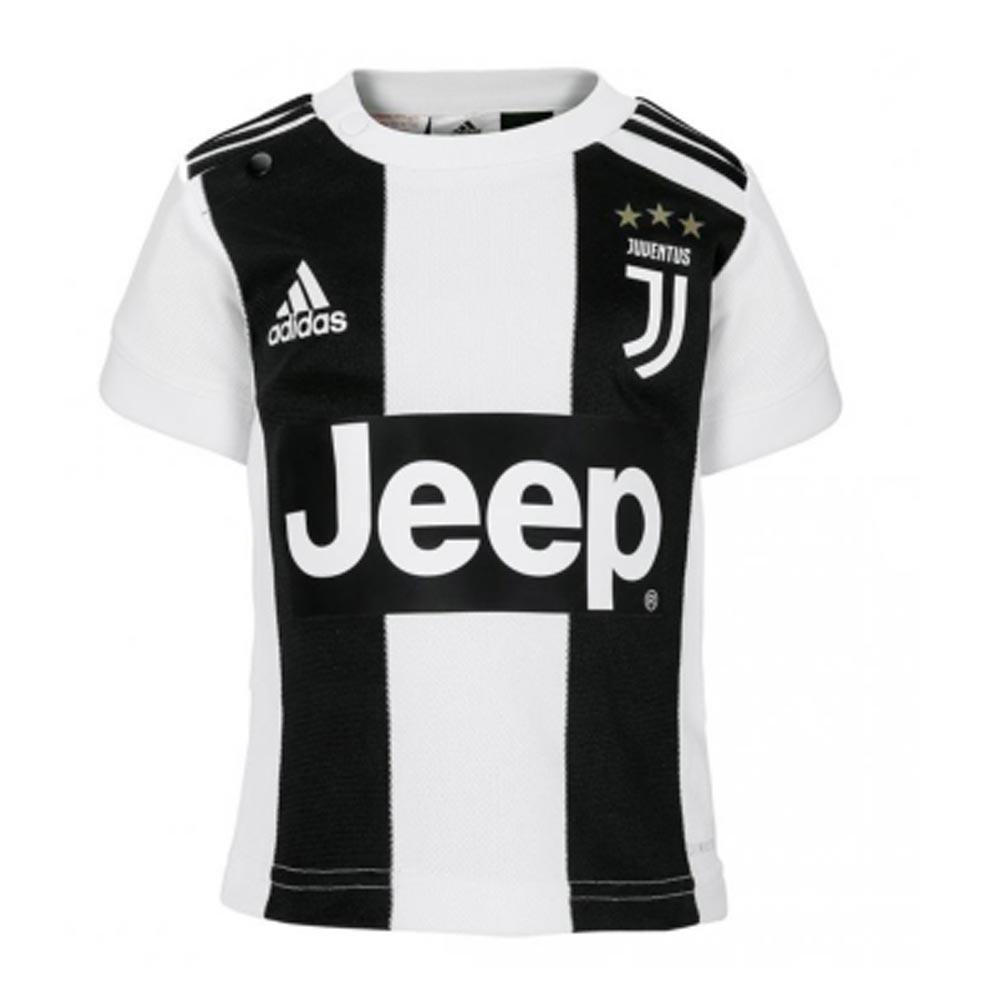 28463b86346 2018-2019 Juventus Adidas Home Baby Kit  CF3492  - Uksoccershop