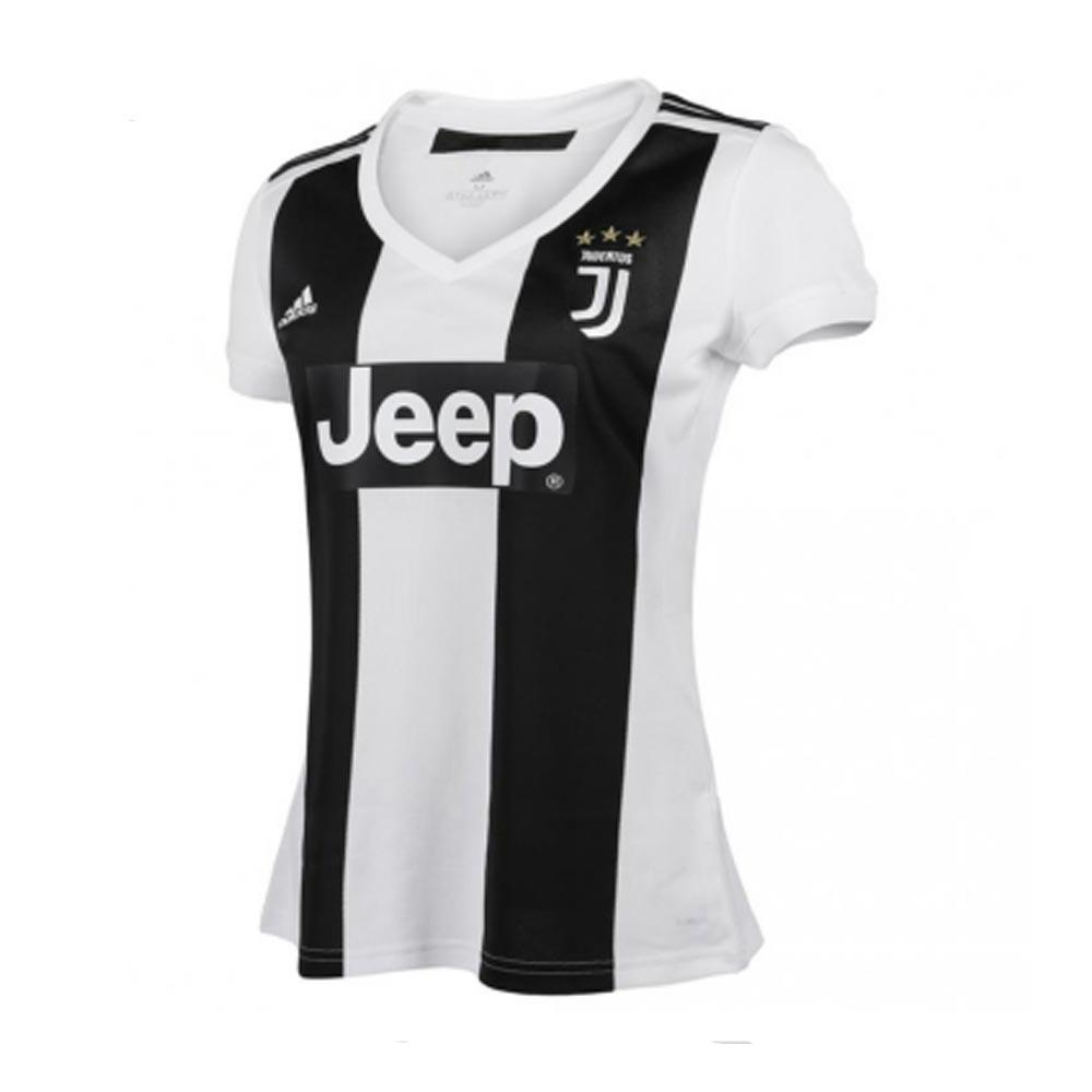 bca9b4b00 2018-2019 Juventus Adidas Home Womens Shirt  CF3497  - Uksoccershop