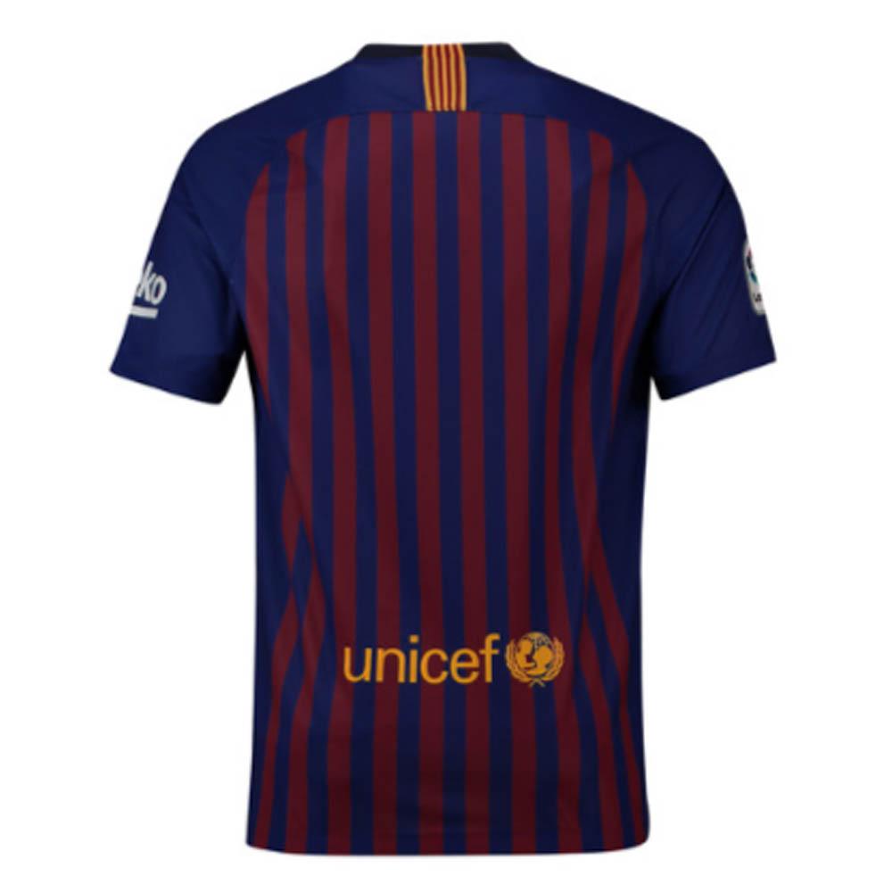 b154c6b0bb3 2018-2019 Barcelona Home Nike Football Shirt  894430-456  - Uksoccershop