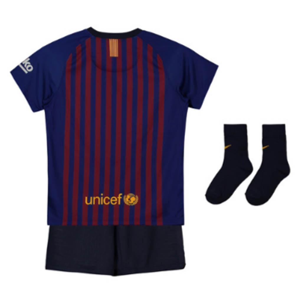 04aee274 2018-2019 Barcelona Home Nike Baby Kit [894485-456] - Uksoccershop