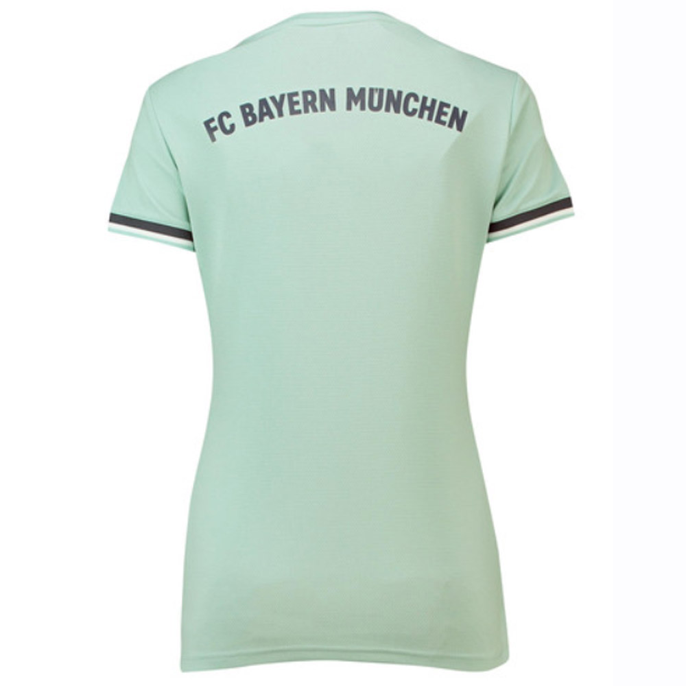 2018-2019 Bayern Munich Adidas Away Womens Shirt  CF5392  - Uksoccershop 6544e3fda