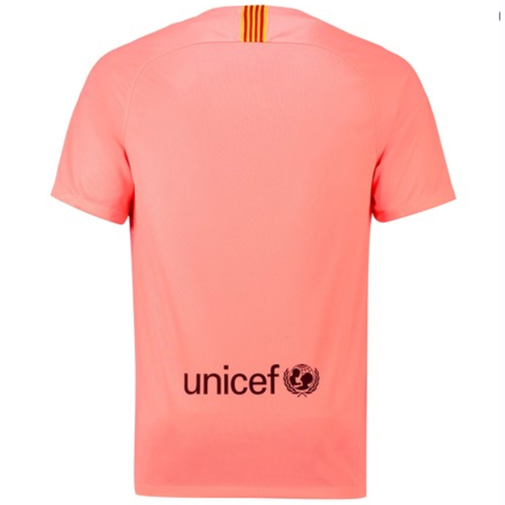 106b70bc2 2018-2019 Barcelona Third Nike Football Shirt  918989-694  - Uksoccershop