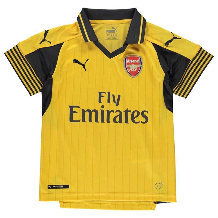61d8a5e5d62 2016-2017 Arsenal Puma Away Football Shirt (Kids)