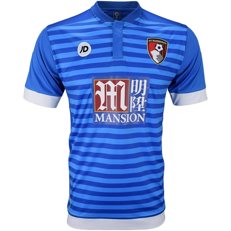 afef8fd87a 2016-2017 Bournemouth Away Football Shirt