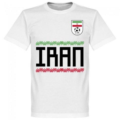 Iran Team T-Shirt - White