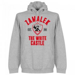 Zamalek Established Hoodie - Grey