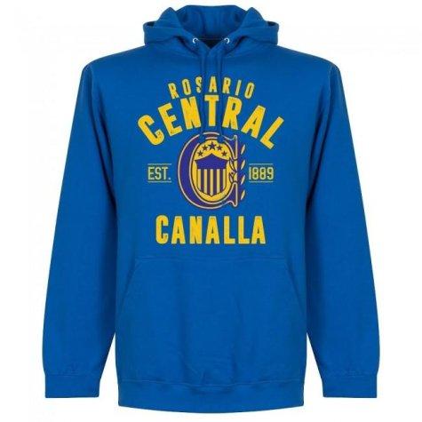 Rosario Central Established Hoodie - Royal