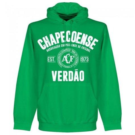 Chapecoense Established Hoodie - Green