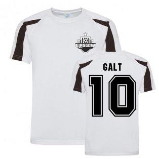 David Galt Queens Park Sports Training Jersey (White)