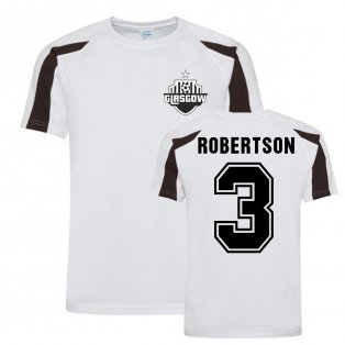 Andrew Roberton Queens Park Sports Training Jersey (White)