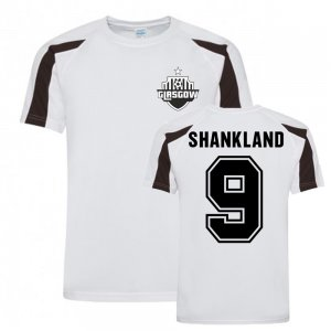 Lawrence Shankland Queens Park Sports Training Jersey (White)