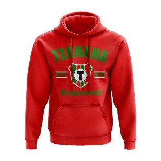 Ternana Established Hoody (Red)