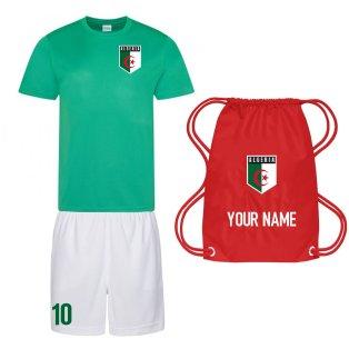 Personalised Algeria Training Kit Package