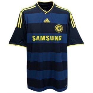 09-10 Chelsea away shirt