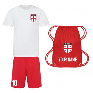 Personalised Georgia Training Kit Package