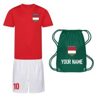 Personalised Hungary Training Kit Package