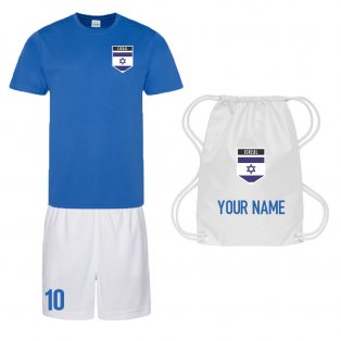 Personalised Israel Training Kit Package