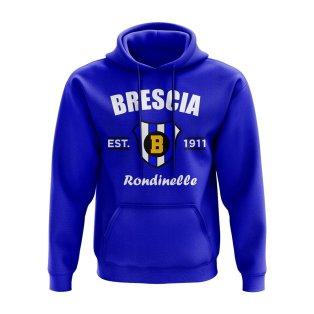 Brescia Established Hoody (Royal)