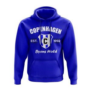 Copenhagen Established Hoody (Royal)
