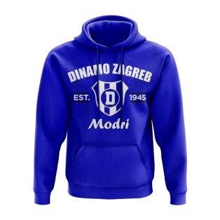 Dinamo Zagreb Established Hoody (Royal)