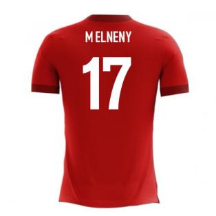 2018-2019 Egypt Airo Concept Home Shirt (M Elneny 17) - Kids