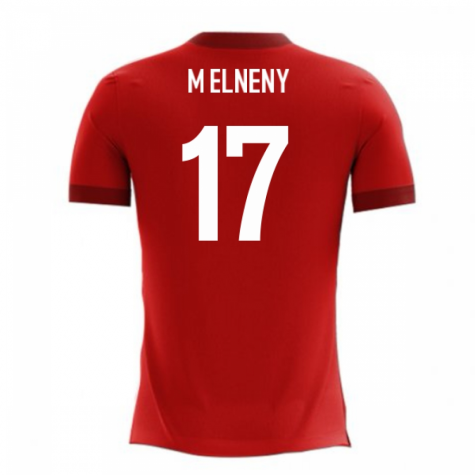 2018-2019 Egypt Airo Concept Home Shirt (M Elneny 17) - Kids