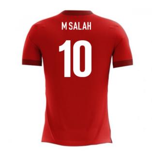 2018-2019 Egypt Airo Concept Home Shirt (M Salah 10) - Kids