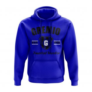 Gremio Established Hoody (Royal)
