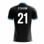 2018-19 Uruguay Airo Concept Away Shirt (E Cavani 21) - Kids