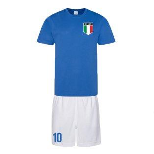 Personalised Italy Training Kit