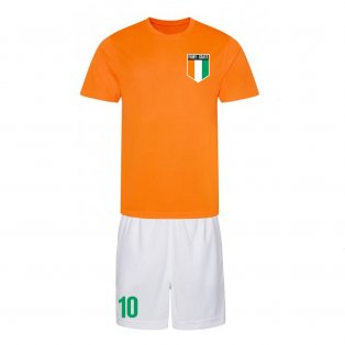Personalised Ivory Coast Training Kit