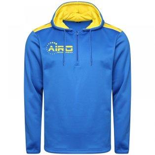 Airo Sportswear Heritage Hoody (Royal-Yellow)