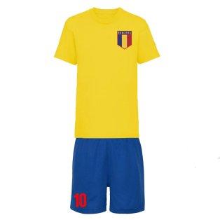 Personalised Romania Training Kit