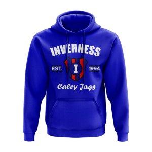 Inverness CT Established Hoody (Royal)