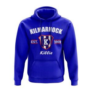 Kilmarnock Established Hoody (Royal)